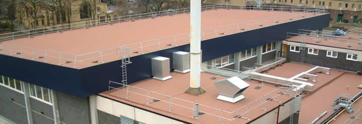 Case Study Dewsbury Sports Centre Watershed Roofing